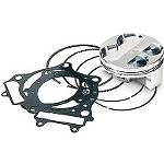 Pro Circuit High Compression Piston Kit - Suzuki RMZ450 Dirt Bike Engine Parts and Accessories