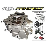 Pro Circuit Stage 3 Modified Cylinder Head