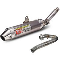 Pro Circuit Ti-4 GP Complete Exhaust - Low Boy