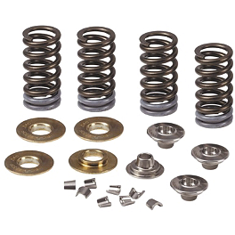 Pro Circuit Complete Valve Spring Kit - Pro Circuit High Compression Piston Kit