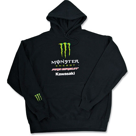 Pro Circuit Team Monster Energy Hoody - Main
