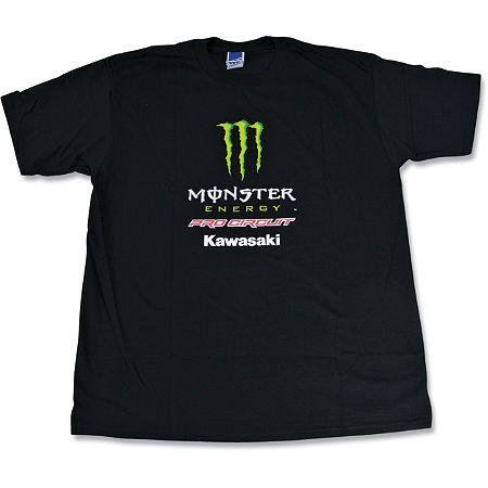 Pro Circuit Team Monster Energy Tee - Main