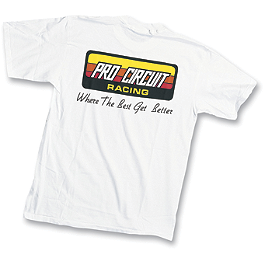 Pro Circuit Original Logo Tee - Pro Circuit Team Monster Energy Tee