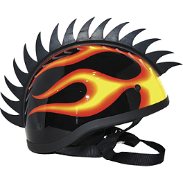 PC Racing Helmet Blade - PC Racing Helmet Mohawk