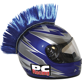 PC Racing Helmet Mohawk - PC Racing Helmet Blade