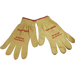 PC Racing Original Glove Liners - PC Racing Qualifier Glove Liners
