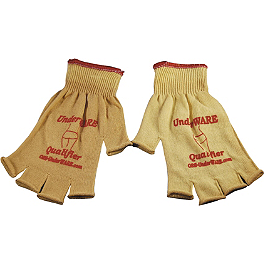 PC Racing Qualifier Glove Liners - Moose Tuff & Lite Glove Liner