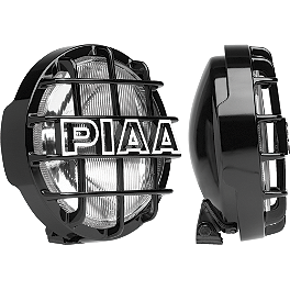 PIAA Xtreme White Plus 520 Atp Lights - 2010 Can-Am OUTLANDER 650 Submarine Snorkel Intake & Belt Snorkel Kit