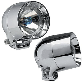 PIAA 005 Xtream White Light Kit - 2007 Suzuki VINSON 500 4X4 AUTO Pro Circuit T-4 Slip-On Exhaust
