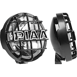 PIAA 520 Smr Light Kit - Show Chrome ATV Thumb Warmer