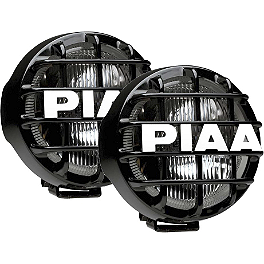 PIAA Superwhite 510 Apt Lights - 2011 Can-Am DS70 PIAA 005 Xtream White Light Kit