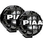 PIAA Superwhite 510 Apt Lights - PIAA ATV Lights and Electrical