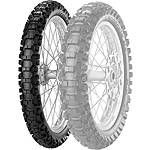 Pirelli Scorpion MX Mid Hard 554 Front Tire - 80/100-21 - Pirelli Dirt Bike Front Tires