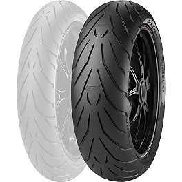 Pirelli Angel GT Rear Tire - 160/60R18 - Pirelli Sport Demon Front Tire - 110/90-16