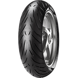 Pirelli Angel Rear Tire - 190/50ZR17 - Pirelli Scorpion Trail Front Tire - 90/90-21V
