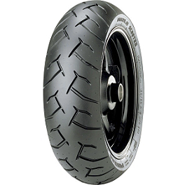 Pirelli Diablo SC Rear Tire - 130/70-12 - Pirelli Angel GT Rear Tire - 170/60ZR17