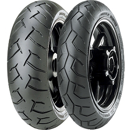 Pirelli Diablo SC Tire Combo - Pirelli Scorpion Trail Rear Tire - 150/70R-17