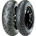 Pirelli Diablo SC Tire Combo - Motorcycle Parts