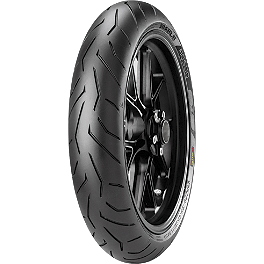 Pirelli Diablo Rosso 2 Front Tire - 120/70ZR17 - Pirelli Angel Rear Tire - 190/50ZR17