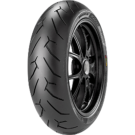 Pirelli Diablo Rosso 2 Rear Tire - 180/55ZR17 - Pirelli Angel GT Tire Combo
