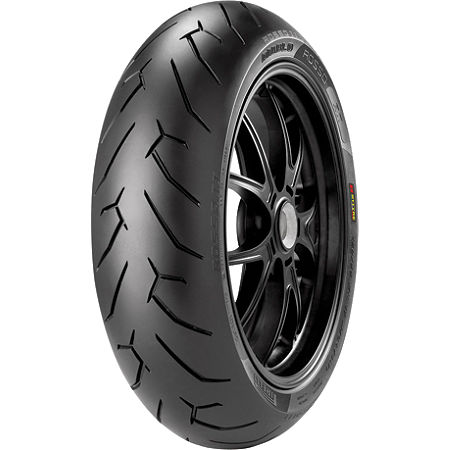 Pirelli Diablo Rosso 2 Rear Tire - 240/45ZR17 - Main