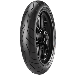 Pirelli Diablo Rosso 2 Front Tire - 120/60ZR17 - Pirelli Angel GT Rear Tire - 180/55ZR17
