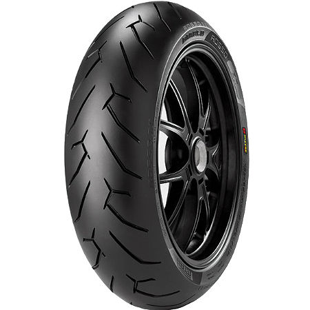 Pirelli Diablo Rosso 2 Rear Tire - 190/55ZR17 - Main
