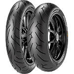 Pirelli Diablo Rosso 2 Tire Combo - Pirelli Motorcycle Tire and Wheels