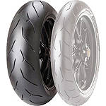 Pirelli Diablo Rosso Corsa Rear Tire - 200/55ZR17 - 200 / 55R17 Motorcycle Tires