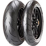 Pirelli Diablo Rosso Corsa Tire Combo - Pirelli Motorcycle Tire and Wheels