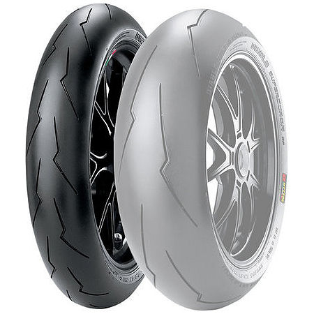Pirelli Diablo Supercorsa SP V2 Front Tire - 120/70ZR17 - Main