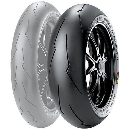Pirelli Diablo Supercorsa SP V2 Rear Tire - 180/55ZR17 - Main
