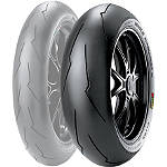 Pirelli Diablo Supercorsa SP V2 Rear Tire - 180/55ZR17 - Pirelli 180 / 55R17 Motorcycle Tire and Wheels