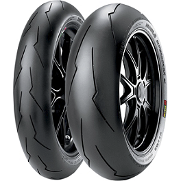 Pirelli Diablo Supercorsa SP V2 Tire Combo - Pirelli Scorpion Trail Rear Tire - 160/60ZR17