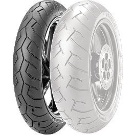 Pirelli Diablo Supersport Front Tire - 120/70ZR17 - Pirelli Diablo Rosso Corsa Rear Tire - 160/60ZR17