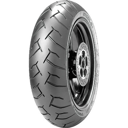 Pirelli Diablo Supersport Rear Tire - 160/60ZR17 - Main