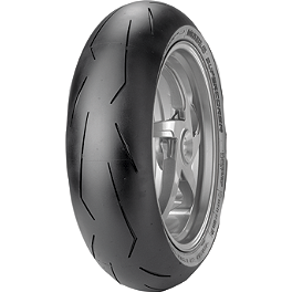 Pirelli Diablo Supersport Rear Tire - 240/40ZR18 - Pirelli Diablo Rosso 2 Rear Tire - 240/45ZR17