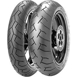 Pirelli Diablo Supersport Tire Combo - Pirelli Sport Demon Rear Tire - 110/90-18