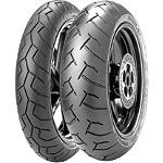Pirelli Diablo Supersport Tire Combo - Pirelli Diablo Supersport Motorcycle Tires