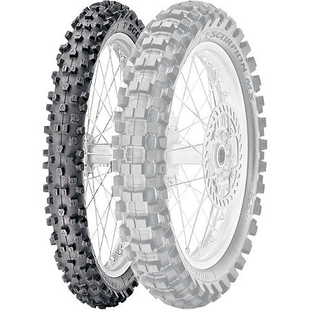 Pirelli Scorpion MX Extra J Front Tire - 70/100-19 - Main