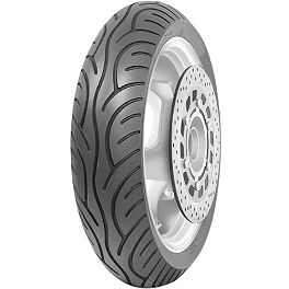 Pirelli GTS23 Front Tire - 120/70-12 - Pirelli Sport Demon Rear Tire - 120/90-18