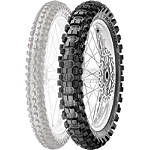 Pirelli Scorpion MX Hard 486 Rear Tire - 100/90-19 - Dirt Bike Rear Tires