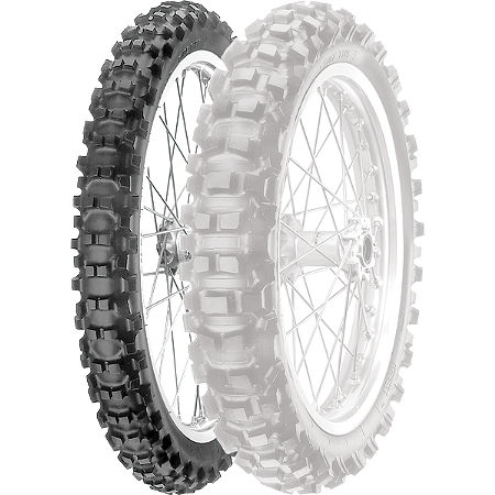 Pirelli XC Mid Hard Scorpion Front Tire 80/100-21 - Main