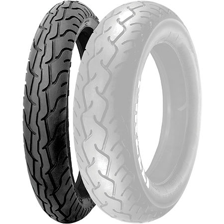 Pirelli MT66 Route Front Tire - 120/90-17S - Main