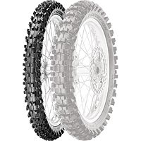 Pirelli Scorpion MX Mid Soft 32 Front Tire - 80/100-21