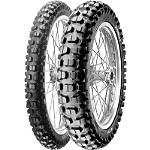 Pirelli MT21 Rear Tire - 110/80-18 - Pirelli 110 / 80-18 Dirt Bike Rear Tires