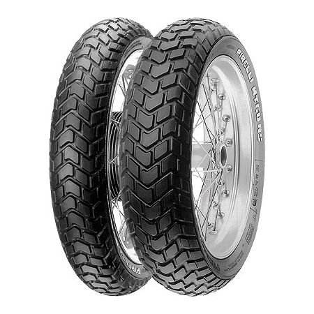 Pirelli MT60R Front Tire - 120/70-17 - Main