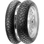 Pirelli MT60R Front Tire - 120/70-17 - Pirelli 120 / 70-17 Motorcycle Tire and Wheels