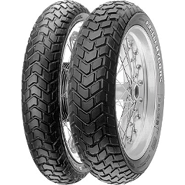 Pirelli MT60R Rear Tire - 160/60-17 - Avon Distanzia Front Tire - 120/70HR17