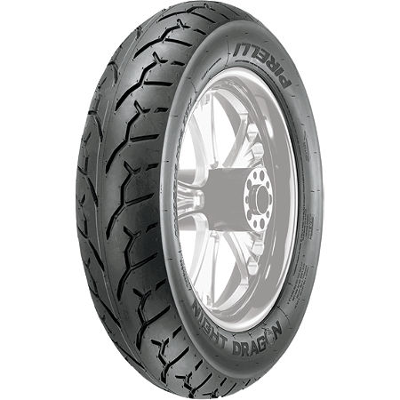 Pirelli Night Dragon Rear Tire - Mu85-16B - Main